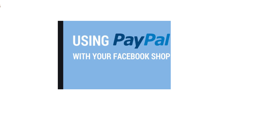How To Sell On Facebook Using Paypal