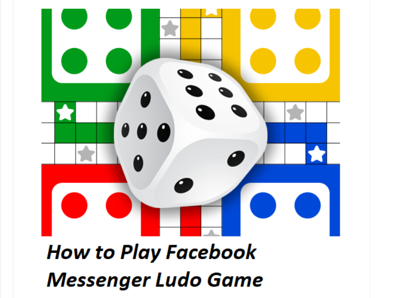 How to Play Facebook Messenger Ludo Game