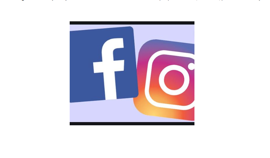 Instgram Facebook Login