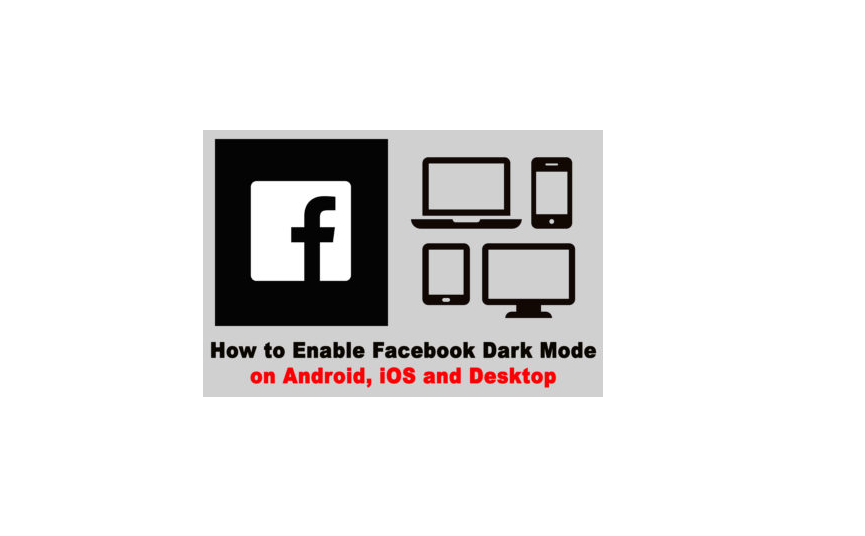 Settings For Facebook Dark Mode