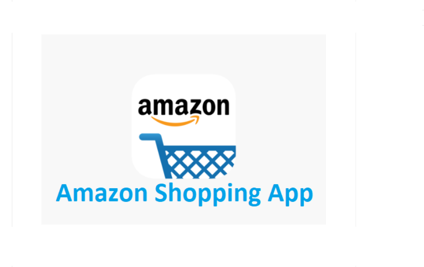 Amazon Shopping App For iOS Free Download