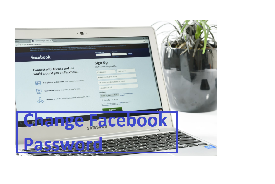 Change Facebook Password Facebook