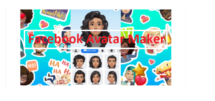 Facebook Avatar Maker