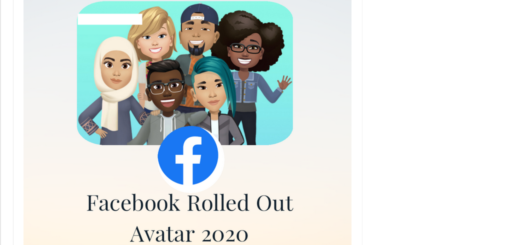 Facebook Avatar Rolled Out