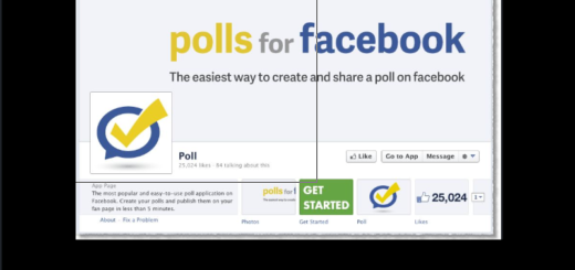 Facebook Poll with Images
