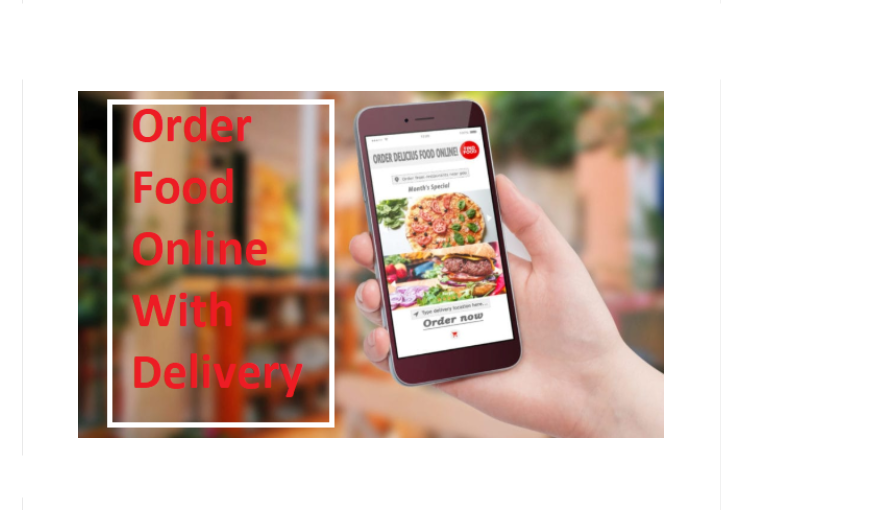 Food Order Online with Delivery