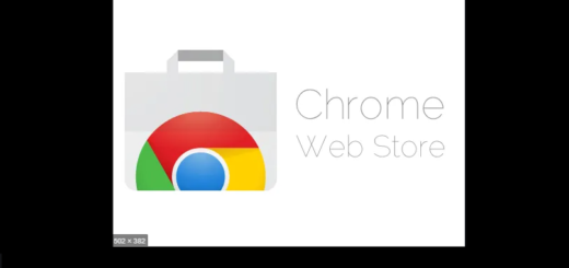 Google Chrome WebStore