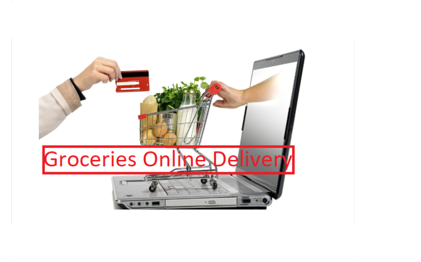 Groceries Online Delivery