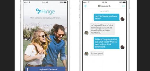 Hinge dating site free