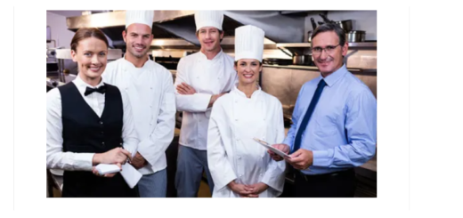 Online Restaurant Management Degree