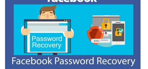 Recover a Facebook Password