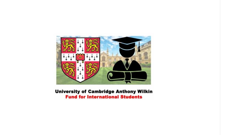University of Cambridge Fund for International Students