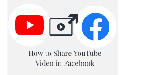 YouTube Share Video in Facebook Story