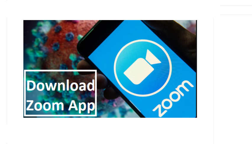 Zoom App For Android