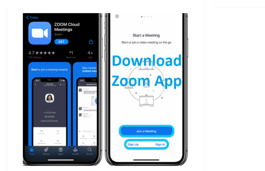 Zoom App For iOS Free Download