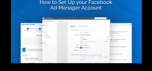 ADS Manager Account