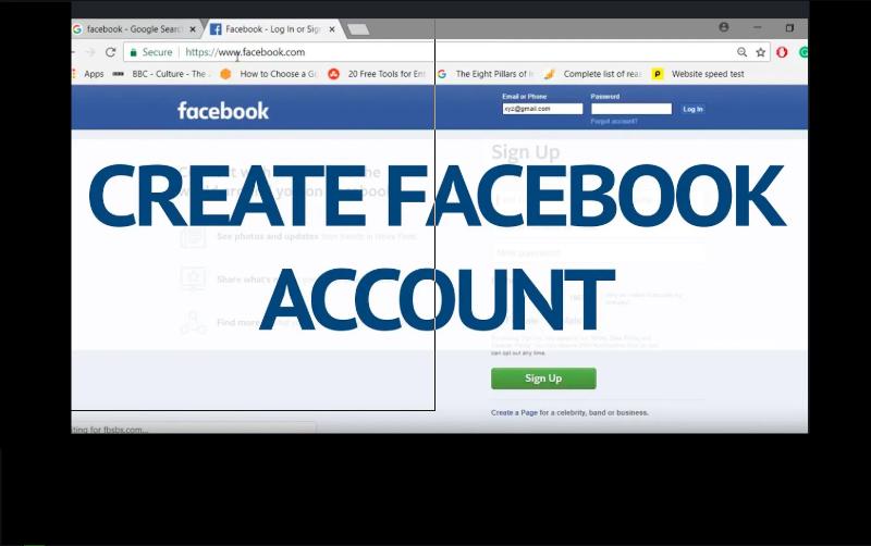 Business Facebook Account