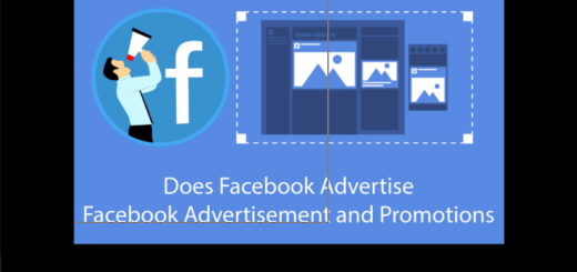 Facebook Advertisement and Promotions