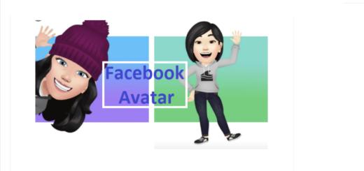 Facebook Avatar Creator App