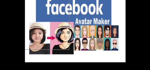 Facebook Avatar Emoji Creator