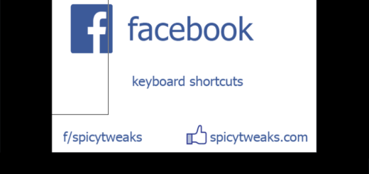 Facebook Keyboard Shortcuts