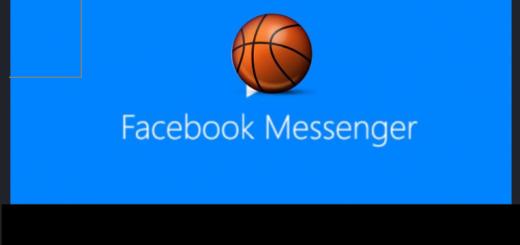 Facebook Messenger Basketball Game