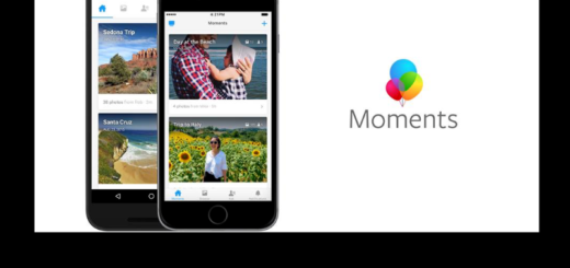Facebook Moments Android