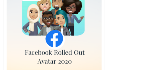 Facebook Rolled Out Avatars