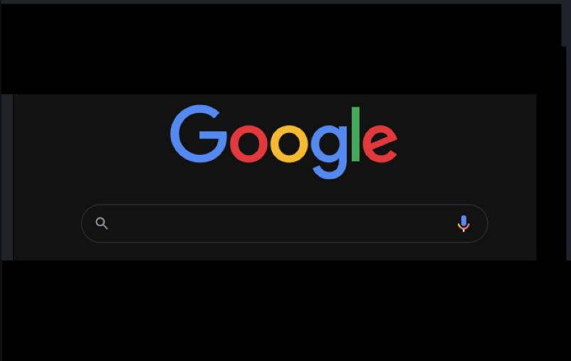 Google Chrome Dark Mode