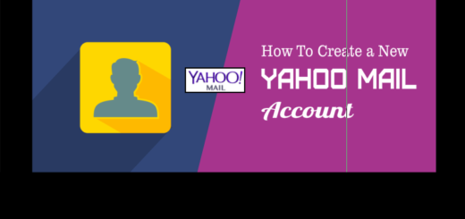 How To Create a Yahoo Email Account