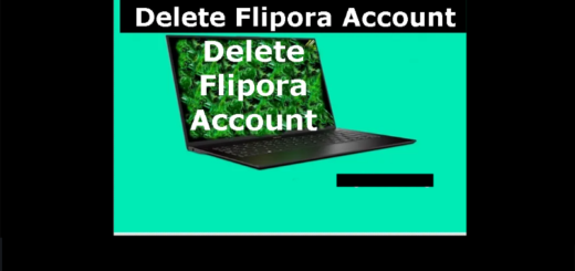 How To DeleteFlipora Account