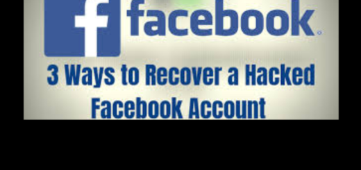 How do I recover a hacked Facebook account