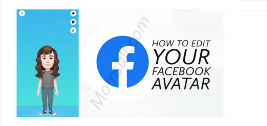 How to Edit Your Already Created Facebook Avatar