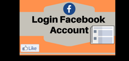 How to Login Into My Facebook Account
