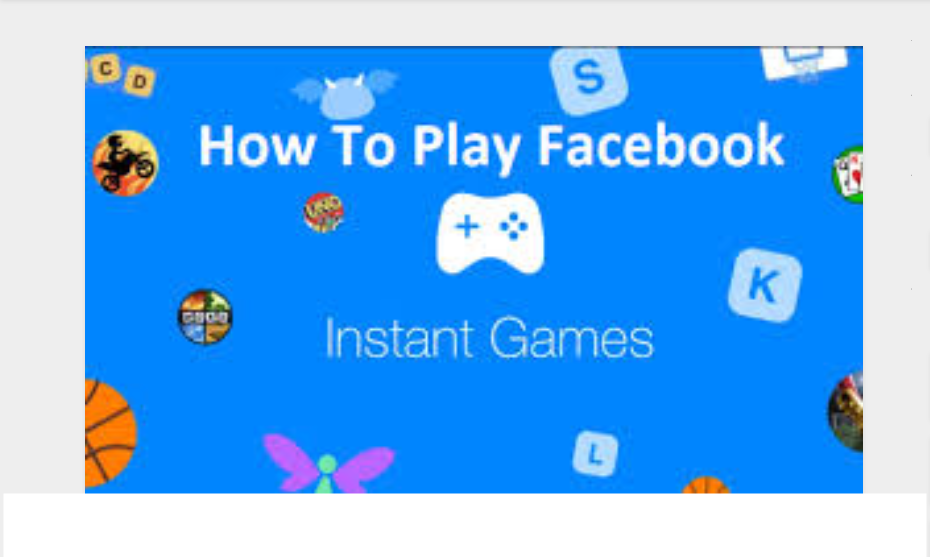 How to Play Facebook Games