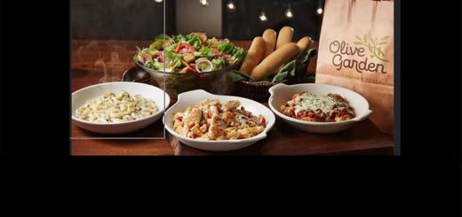 Olive Garden Online Order