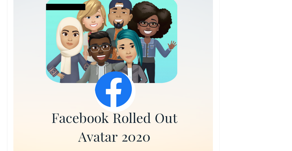 Rolled Out Avatars