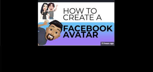 Use of Facebook Avatar