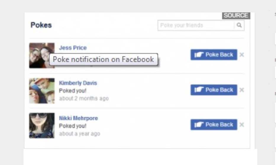 What Does Facebook Poke Mean