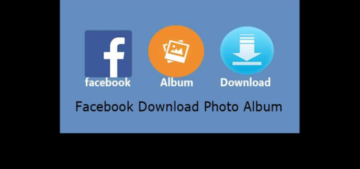 Facebook Album Download