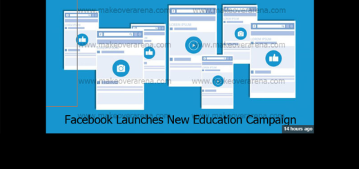 Facebook Education Campaign