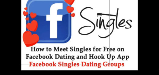 Facebook Hook Up Single