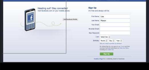 Facebook Hotmail sign in