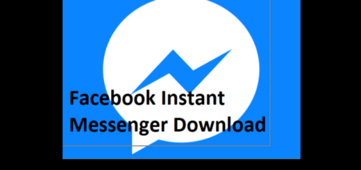 Facebook Instant Messenger