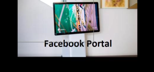 Facebook Portal Setup