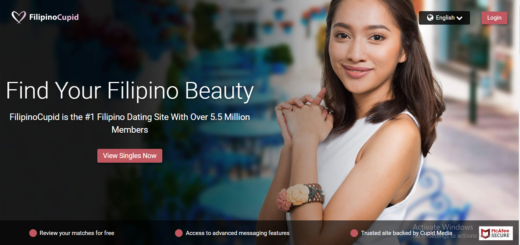 FilipinoCupid Dating Site Sign Up