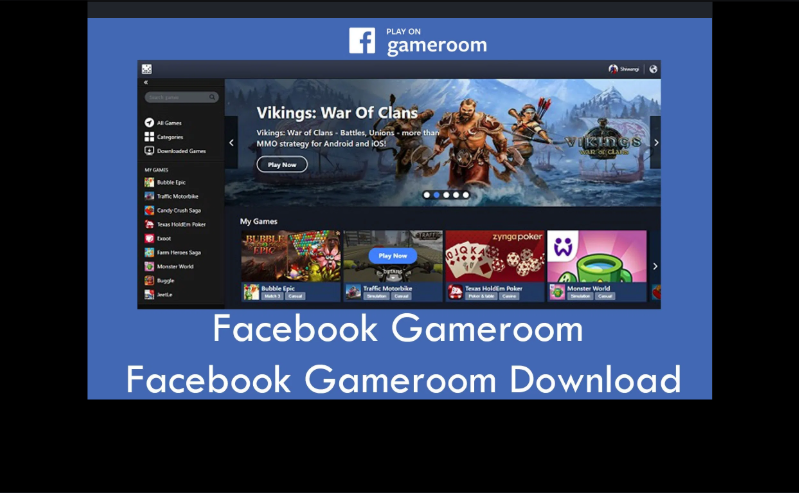 Gameroom On FB