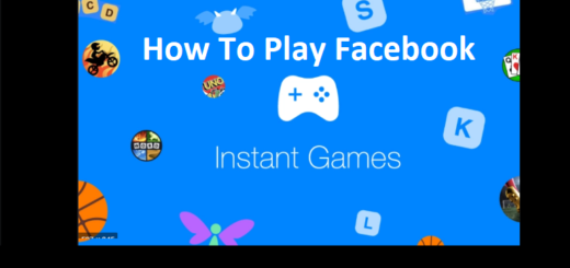 Play Instant Games On Facebook