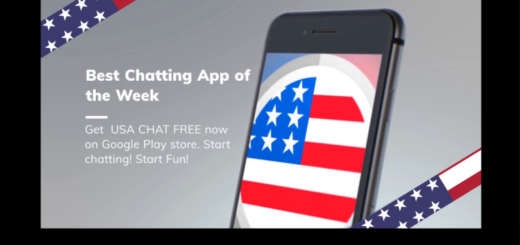USA Chat App