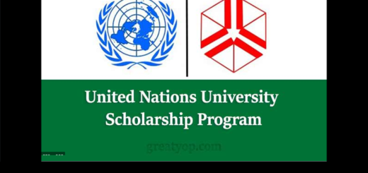 United Nations Scholarships for International Students